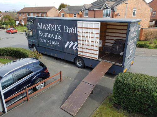 Removal company for new home owners