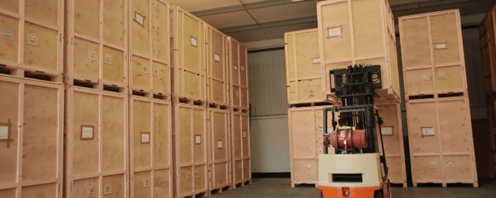 containerised storage in leicester