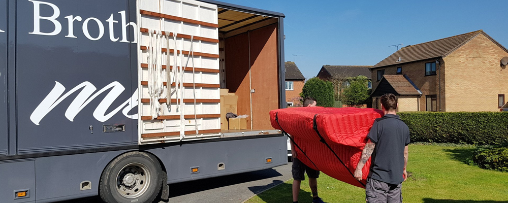 Mannix Brothers Home Removals Leicester
