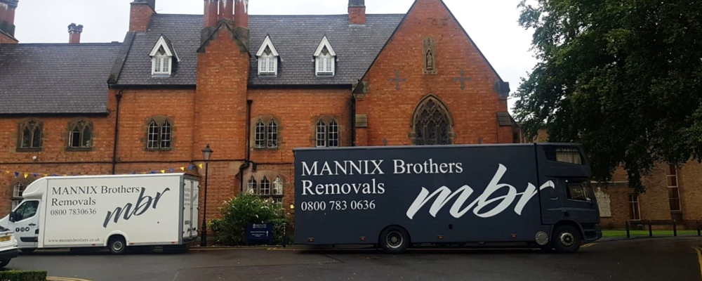 Commercial Moving services by Mannix Brothers Removals