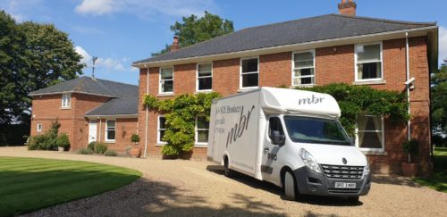 Mannix Brothers Removals Vans