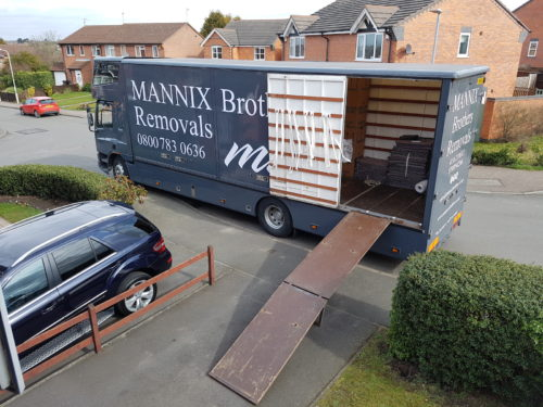 Family home removals