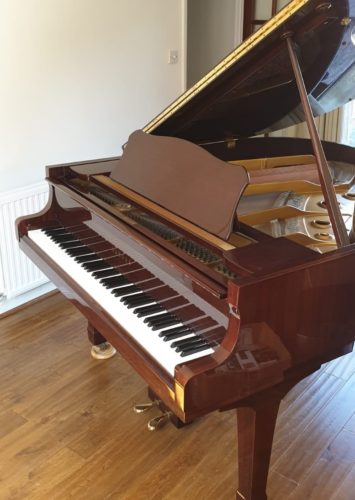 Grand Piano Removal